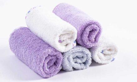 Morbide lavette in cotone per il tuo bambino