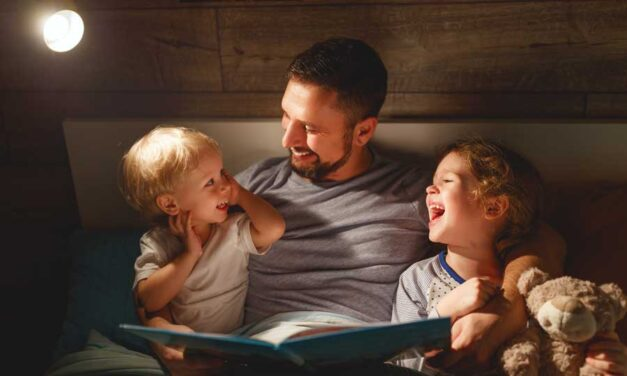 Buonanotte: favole per far addormentare i nostri bambini