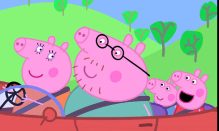 Guardare Peppa Pig fa bene ai bambini