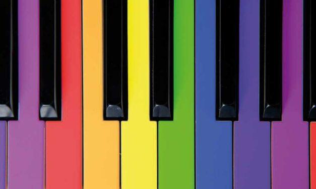 Musica e colori per dare forma agli stati d'animo