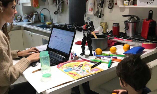 Mamme e smartworking