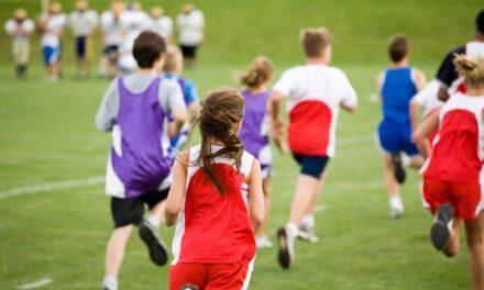 I bimbi e lo sport