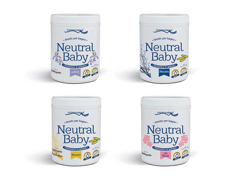 Neutral Baby Sterilfarma