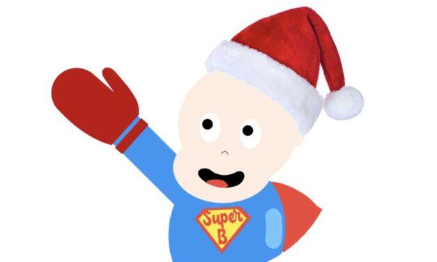 """""""Super B salva il Natale"""": il concorso per Super Bambini"""