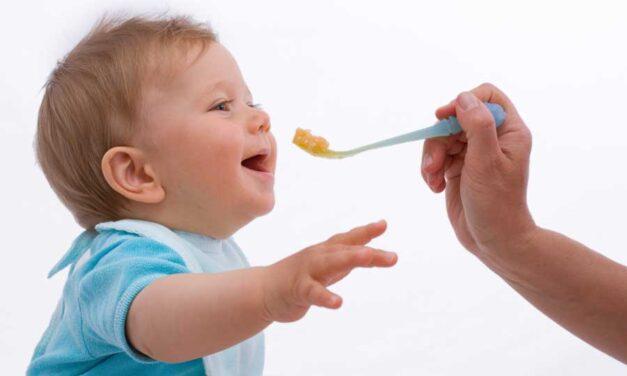 Il bambino che non mangia