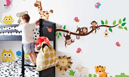 Tenstickers: adesivi e decorazioni per arredare la cameretta dei bimbi