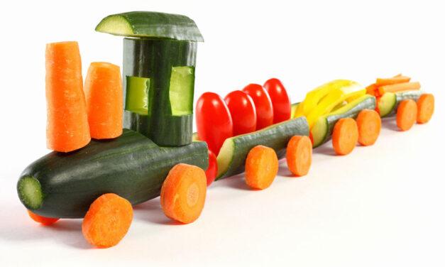 Frutta e verdura? Solo una questione di forma!