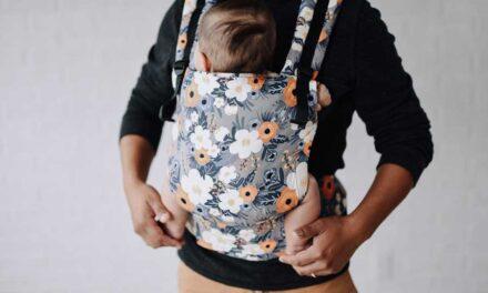 Portabimbi: accessori per il babywearing