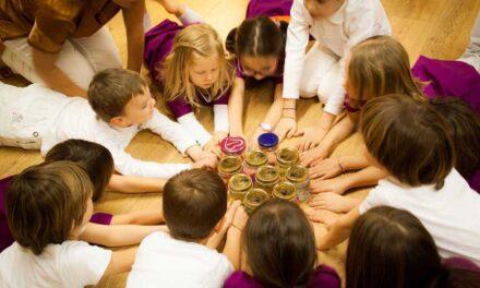 Lo yoga un'antica disciplina per i bambini di oggi